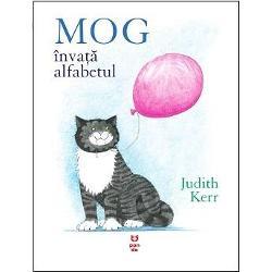 S&259; ne distr&259;m al&259;turi de Mog Pentru adorabila pisic&259; bucluca&537;&259; petrecerea pentru ziua de na&537;tere a lui Debbie înseamn&259; o aventur&259; printre literele alfabetuluiDe-a lungul acestei aventuri Mog se întâlne&537;te cu Dragoni în întuneric &537;i cu un Jaguar c&259;ruia îi place Jeleul M vine de la Mog dar spre uimirea simpaticei pisici &537;i de la Marele &536;oarece-Monstru din visul ei