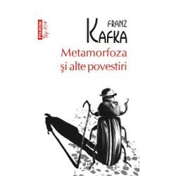 Traducere din limba germana de Mihai Isbasescu Franz Kafka reprezentant marcant al prozei moderne a influentat puternic multi scriitori de la existentialistii francezi la Salinger sau Saramago Editia de fata reuneste cele mai cunoscute si mai reprezentative povestiri ale lui Franz Kafka Personajele sale victime ale unui univers ostil absurd traiesc drama imposibilitatii unei evadari atit din propria conditie cit si dintr-un spatiu concentrationar exterior Fie ca sint incatusate in