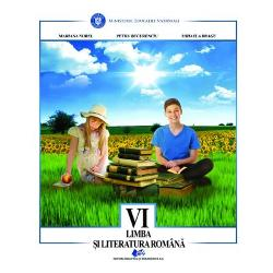 LIMBA &536;I LITERATURA ROMÂN&258; -Manual pentru clasa a VI-a-Mariana Norel