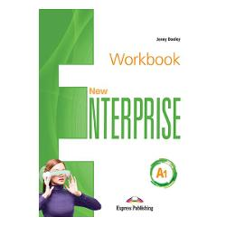 New Enterpriseis a course for young adult and adult learners of English at CEFR Levels A1 - B2 The series maintains and enriches the original approach adding a variety of new features to meet the demands of todays adultsKey Features12 theme-based unitsVariety of reading texts accompanied by videos related to themVariety of listening speaking and writing skillsSystematic vocabulary presentation and