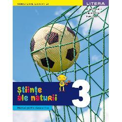 Manual stiinte ale naturii clasa a III-a