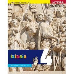 Manual istorie clasa a IV-a