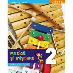 Manual muzica si miscare clasa a II a