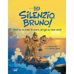 Disney Pixar Luca Silenzio Bruno Când nu te crezi în stare strig&259; cu voce tare