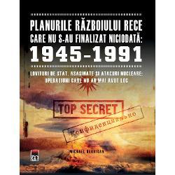 Scris&259; într-un stil documentar consacrat &537;i u&537;or de citit con&539;inând peste 250 de fotografii color &537;i alb-negru h&259;r&539;i &537;i ilustra&539;ii Planurile R&259;zboiului Rece care nu s-au finalizat niciodat&259; 1945-1991 poate fi considerat&259; cronica unei conflagra&539;ii care nu a mai avut loc în ciuda risipei de inventivitate &537;i resurse materiale &537;i financiare care se va dovedi fascinant&259; pentru oricare dintre