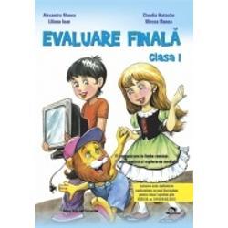 Evaluare finala clasa I