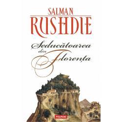 Polirom initiaza seria de autor &8222;Salman Rushdie&8221; in editie paperback ce debuteaza cu Seducatoarea din Florenta &8211; cel mai recent roman al cunoscutului scriitor &8211; si caruia ii vor urma Shalimar Clovnul si Pamintul de sub talpile ei Traducere din limba engleza si note de Dana CraciunRomanul Seducatoarea din Florenta publicat in 2008 este o elegie inchinata frumusetii si in acelasi timp o meditatie asupra naturii si a modului in care functioneaza puterea Avind in