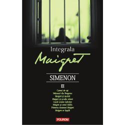 Integrala Maigret vol III