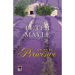 Mai intai a fost visul unei vacante in Provence apoi casa pe masuraacestui vis Mutarea in acel loc de la poalele muntilor Lubaron undevaintre Aix si Avignon a insemnat inceputul unei vieti noi minunate sipline de surprize Caci britanic fiind nimic nu-i mai normal decat sate visezi meridional sa scapi de ceturi si fierturi grele pentru a tepraji la soare si a savura rafinamentul bucatariei frantuzestiUn an inProvence incepe la o masa de