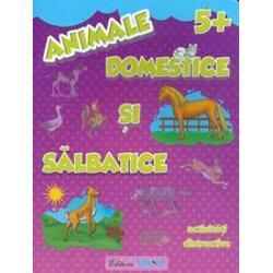 Animale domestice si salbatice 5