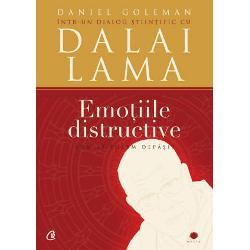 Emotiile distructive. Dialog stiintific cu Dalai Lama imagine librarie clb