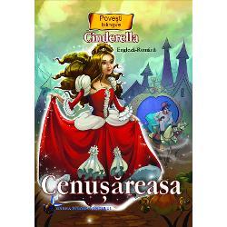 Cenusareasa Povesti bilingve engleza-romana