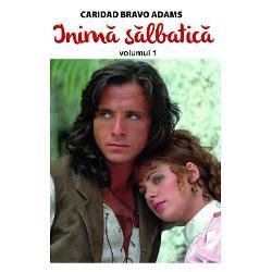Inima salbatica romanul scris de Caridad Bravo Adams a fost poate cea mai ecranizata carte din toate timpurile Dupa ea s-au realizat cinci productii mexicane doua filme 1956 si 1968 si trei telenovele 1966 1977 si 1993Inima salbatica este o poveste ce se petrece pe coasta de Est a Mexicului in anii 1880 In prim-plan se deruleaza istoria a patru oameni uniti poate fara voia