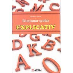 Dictionar explicativ