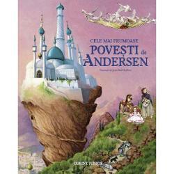 Cine n-a auzit de pove&351;tile lui Hans Christian Andersen Opera scriitorului danez face parte din imaginarul colectiv Ea traverseaz&259; epocile cu aceea&537;i prospe&539;ime dintotdeauna &351;i emo&355;ioneaz&259; toate genera&355;iile pe copii &351;i pe adul&355;i deopotriv&259; Acest volum cu ilustra&539;ii fascinante publicat de editura Corint Junior include cele mai cunoscute pove&537;ti ale sale precumem stylecolor