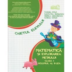 Matematica si explorarea mediului clasa I semestrul IITudora Pitila Cleopatra Mihailescu Crinela Grigorescu Camelia Coman