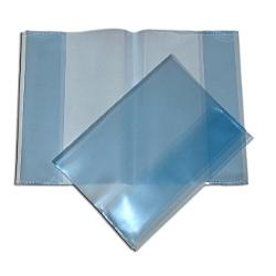 Confec&539;ionatã din plastic pentru protec&539;ia caietelor format A5