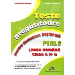 Teste pregatitoare pentru evaluarea nationala matematica clasa a II a