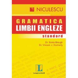 Gramatica standard a limbii engleze