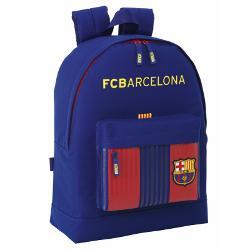Ghiozdan FC BARCELONA 1st KIT 1617 325 cmGhiozdan FC BARCELONA 1st KIT 1617 325 cm este un articol indispensabil pentru orice copil iubitor de fotbal fiind imprimat si stilizat conform normelor de licenta a renumitului club de fotbal FCBarcelona SpaniaDimensiune 325x15x43 cm