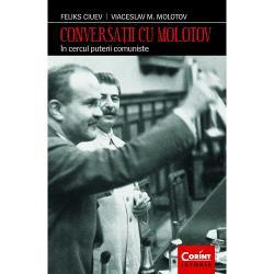 Cartea de fa&539;&259; sintetizeaz&259; cele 139 de conversa&539;ii pe care poetul Feliks Ciuev le-a avut cu Viaceslav Molotov de-a lungul a 17 ani din 1969 pâna în 1986 Cu o consecven&539;&259; specific&259; disciplinei de partid Molotov î&537;i aminte&537;te despre camaraderia cu Lenin despre rolul pe care l-a jucat în lovitura de stat bol&537;evic&259; din octombrie 1917 &537;i activitatea din timpul lui Stalin cu negocierile pentru semnarea