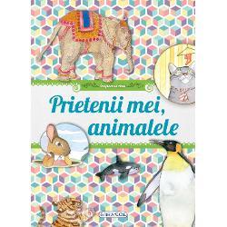 Imi place sa citesc - Prietenii mei animalele