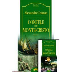 Contele de Monte-Cristo volumul I+volumul II