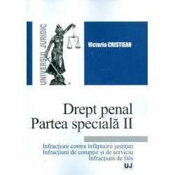 Drept penal Partea speciala volumul II