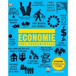 Ce se întâmpl&259; în cazul unei recesiuni Ce rol au banii De ce pl&259;tim taxe Economia afecteaz&259; fiecare aspect al vie&355;ii noastre de la modalitatea în care ajungem la lucru pân&259; la locul în care ne cheltuim banii – iar marile idei economice continu&259; s&259; ne modeleze lumeaScris într-un limbaj accesibil volumul abund&259; în explica&355;ii concise care ne l&259;muresc jargonul în diagrame care