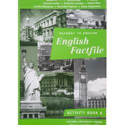 English Factfile -Activity Book 6