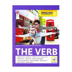 English Grammar Practice — The Verb se adreseaza elevilor care studiaza gramatica limbii engleze la nivel incepator si intermediar fiind un instrument de lucru cuprinzator si usor de consultat atat individual cat si la clasa Conceput ca un caiet de lucru care contine de asemenea elemente concise de teorie materialul abordeaza formarea timpurilor verbale — prezent trecut viitor modurile verbale — imperativul si infinitivul verbele cu terminatie - ING