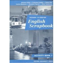 English Scrapbook 7 -Activity Book