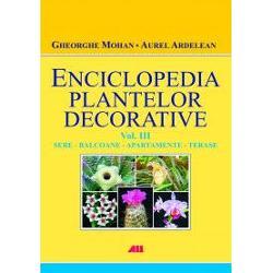 Enciclopedia plantelor decorative vol.III