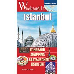 Istanbul sau Istambul Bazar sau plimbare prin pia&539;a Taksim Felafel sau gudem U&537;or de r&259;spuns la prima întrebare pentru c&259; ne uitam la coperta ghidului Ah da &536;tiam Este cu n Restul este de descoperit dac&259; &537;i numai dac&259; rasfoie&537;ti ghidul propus de noi Dac&259; esti hot&259;rât s&259; vezi o minun&259;&539;ie de ora&537; într-un weekend trebuie sa mergi spre Istanbul Dac&259; vrei s&259; vezi ce