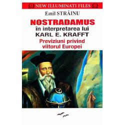 Nostradamus in interpretarea lui Karl E. Krafft imagine librarie clb