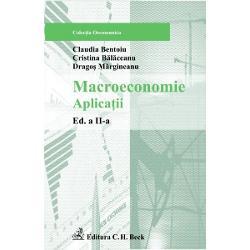 Macroeconomie Aplicatii Ed II