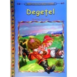 Degetel - Stefan