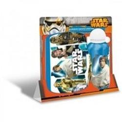 Recipient apa 500 ml Star WarsRecipient pentru apa 500 ml Star WarsRecipient din aluminiu pentru baut apa cu Star WarsSe spalat inainte de prima utilizareSe spala manual A nu se introduce in