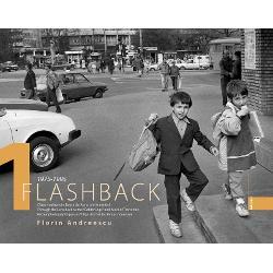 Un album inedit care cuprinde fotografii alb-negru realizate in perioada comunista si in primii ani de dupa Revolutie 1975-1995 Se numeste Flashback – clisee voalate din Epoca de aur si anii tranzitiei si surprinde scene tipice pentru acele vremuri tulburi de un realism dur desi astazi pot parea secvente dintr-un film Este o marturie personala asupra unor realitati romanesti dureroase care si-au lasat amprenta pana in zilele noastre