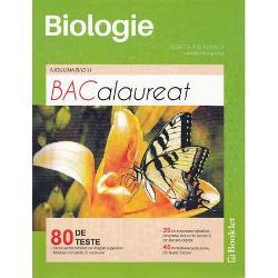 Biologie Bac80 Teste clasele IX-X editia 2017