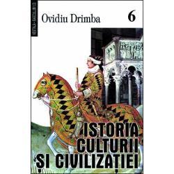 Istoria culturii si civilizatiei vol. VI VIII