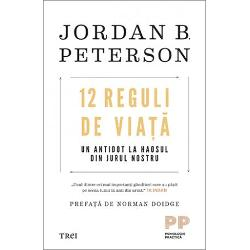 Jordan B Peterson este unul dintre cei mai sclipitori ganditori ai momentului Psihologul canadian a devenit in ultimii ani un veritabil fenomen mediatic  pe YouTube poate fi vazut in peste 200 de prelegeri si interviuri care aduna mai bine de 30 de milioane de vizualizari  iar pe Twitter si Facebook este urmarit de 300 000 de oameni Plin de umor si asociind in mod surprinzator adevaruri ale traditiei occidentale cu ultimele descoperiri din neurostiinte Peterson ne povesteste despre homari si