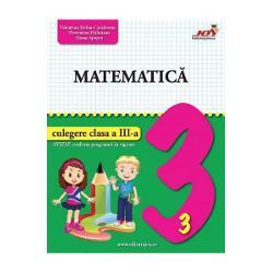 Matematica culegere pentru clasa a III a