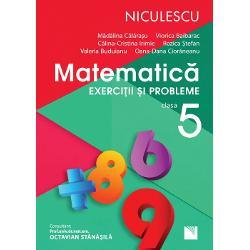 Matematica Exercitii si probleme pentru clasa a V a
