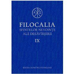 Filocalia IX editie cartonata