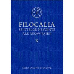 Filocalia X editie cartonata