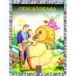 Cenusareasa - editie ilustrata