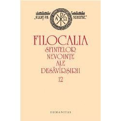 Filocalia XII editie cartonata