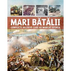 Aceast&259; carte ofer&259; o introducere accesibil&259; bogat ilustrat&259; a unora dintre cele mai cunoscute 30 de b&259;t&259;lii din istorie printre care Maraton Hastings Azincourt Saratoga Trafalgar Waterloo Gettysburg Somme Stalingrad Ziua-Z &351;i multe multe alteleInclude h&259;r&355;i tactice color care permit cititorului s&259; în&355;eleag&259; dintr-o privire mi&351;c&259;rile decisive ale lupteiPeste 250 de fotografii color