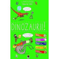 Spune-mi dinozauri
